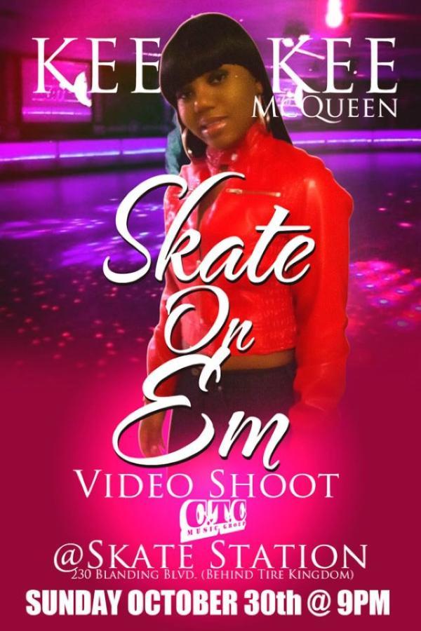 Kee Kee Skate on 'Em Jacksonville Skate Station